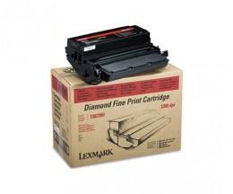 Cartucho de Toner Original Lexmark 1382100 Negro ~ 7.000 Paginas