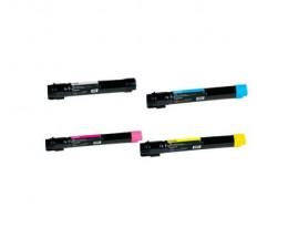 4 Cartuchos de Toneres Compatibles, Lexmark C950X Negro + Colores ~ 38.000 / 24.000 Paginas