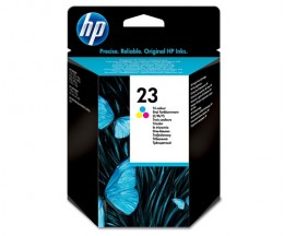 Cartucho de Tinta Original HP 23 Colores 30ml ~ 690 Paginas