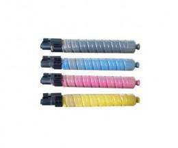 4 Cartuchos de Toneres Compatibles, Ricoh 88864X Negro + Colores ~ 20.000 / 15.000 Paginas