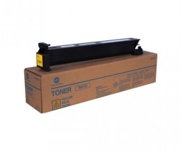 Cartucho de Toner Original Konica Minolta A0D7252 Amarillo ~ 19.000 Paginas