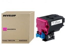 Cartucho de Toner Original Develop A0X53D4 Magenta ~ 4.500 Paginas