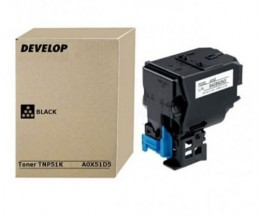 Cartucho de Toner Original Develop TNP51K Negro ~ 5.000 Paginas
