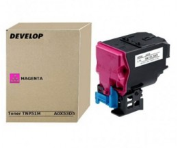 Cartucho de Toner Original Develop TNP51M Magenta ~ 5.000 Paginas