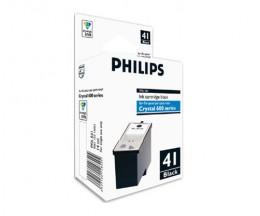 Cartucho de Tinta Original Philips PFA541 / 41 Negro ~ 500 Paginas