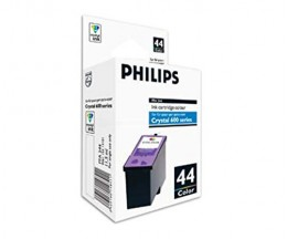 Cartucho de Tinta Original Philips PFA544 / 44 Colores ~ 500 Paginas