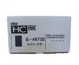 Cartucho de Tinta Original Riso S4670E Negro 1000ml