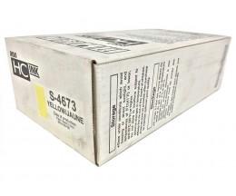 Cartucho de Tinta Original Riso S4673 Amarillo 1000ml
