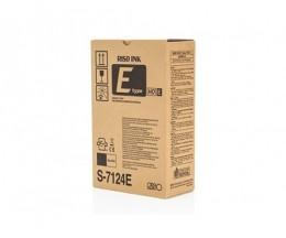 Cartucho de Tinta Original Riso S7124E Negro 1000ml