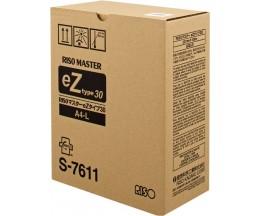 Cartucho de Tinta Original Riso S7611 Master DIN A4