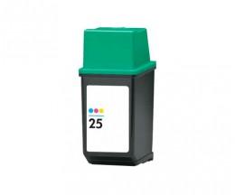 Cartucho de Tinta Compatible HP 25 21ml