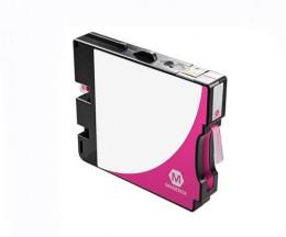Cartucho de Tinta Compatible Ricoh GC-21 / GC-21 XXL Magenta 64ml