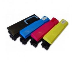 4 Cartuchos de Toneres Compatibles, Utax 3626 Negro + Colores ~ 12.000 / 10.000 Paginas