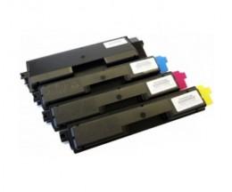 4 Cartuchos de Toneres Compatibles, Utax 3721 Negro + Colores ~ 3.500 / 2.800 Paginas