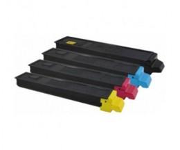 4 Cartuchos de Toneres Compatibles, Utax 5520 Negro + Colores ~ 12.000 / 6.000 Paginas