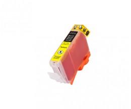 Cartucho de Tinta Compatible Canon BCI-6 / BCI-5 / BCI-3 Y Amarillo 13.4ml