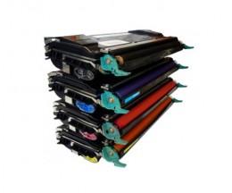 4 Cartuchos de Toneres Compatibles, Lexmark C5220 ~ 3.000 Paginas