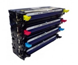4 Cartuchos de Toneres Compatibles, DELL 5931029X Negro + Colores ~ 9.000 Paginas
