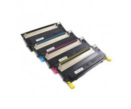 4 cartuchos de toneres Compatibles, Samsung 4072S Negro + Cor ~ 1.500 / 1.000 paginas
