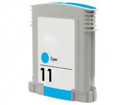 Cartucho de Tinta Compatible HP 11 Cyan 28ml