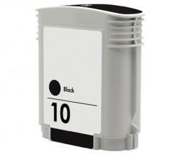 Cartucho de Tinta Compatible HP 10 Negro 69ml