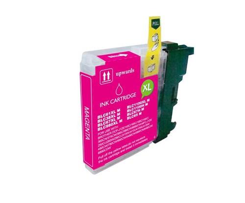 Cartucho de Tinta Compatible Brother LC-980 XL M / LC-1100 XL M Magenta 18ml