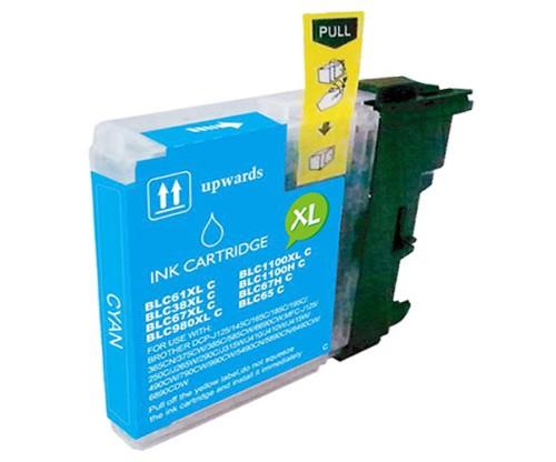 Cartucho de Tinta Compatible Brother LC-985 XL C Cyan 18ml