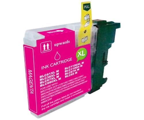 Cartucho de Tinta Compatible Brother LC-985 XL M Magenta 18ml