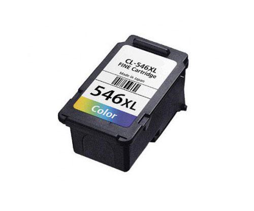 Cartucho de Tinta Compatible Canon CL-546 XL Colores 14.5ml