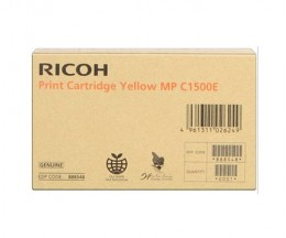 Cartucho de Tinta Gel Original Ricoh 888548 Amarillo ~ 3.000 Paginas