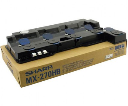 Caja de residuos Original Sharp MX270HB ~ 50.000 Paginas