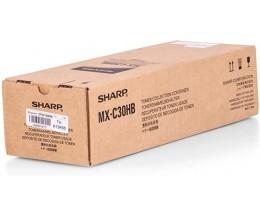 Caja de residuos Original Sharp MXC30HB ~ 8.000 Paginas