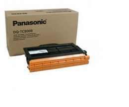 Cartucho de Toner Original Panasonic DQTCB008 Negro ~ 8.000 Paginas