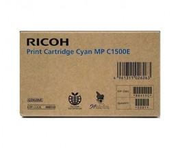 Cartucho de Tinta Gel Original Ricoh 888550 Cyan ~ 3.000 Paginas