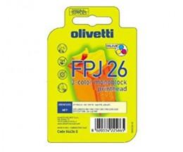 Cartucho de Tinta Original Olivetti FPJ-26 Cor ~ 150 Paginas