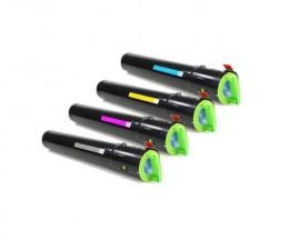 4 Cartuchos de Toneres Compatibles, Ricoh 84119X Negro + Colores ~ 10.000 / 5.500 Paginas