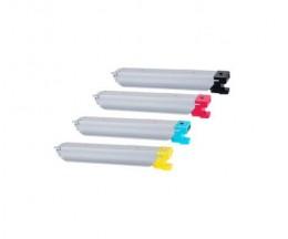 4 Cartuchos de Toneres Compatibles, Samsung 809S Negro + Colores ~ 20.000 / 15.000 Paginas