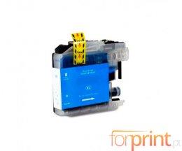 Cartucho de Tinta Compatible Brother LC-225 XL C Cyan 15.6ml