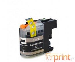 Cartucho de Tinta Compatible Brother LC-127 XL BK Negro 28ml