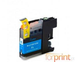 Cartucho de Tinta Compatible Brother LC-125 XL C Cyan 16.6ml