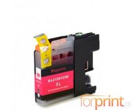 Cartucho de Tinta Compatible Brother LC-125 XL M Magenta 16.6ml