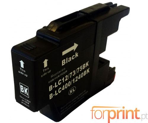 Cartucho de Tinta Compatible Brother LC-1220 BK / LC-1240 BK Negro 32.6ml