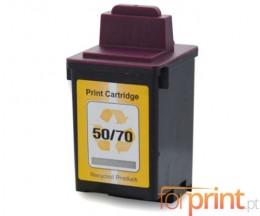 Cartucho de Tinta Compatible Lexmark 50 / 70 / 71 / 75 Negro 21ml