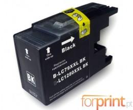 Cartucho de Tinta Compatible Brother LC-1280 XL BK Negro 72.6ml