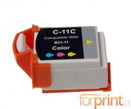 Cartucho de Tinta Compatible Canon BCI-11 Cor 4.8ml