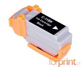 Cartucho de Tinta Compatible Canon BCI-11 Negro 2.4ml