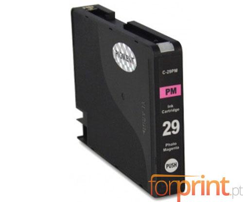 Cartucho de Tinta Compatible Canon PGI-29 Magenta Claro 36ml
