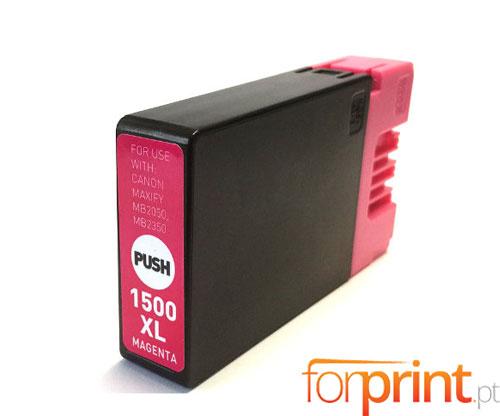 Cartucho de Tinta Compatible Canon PGI-1500 XLM Magenta 11.5ml