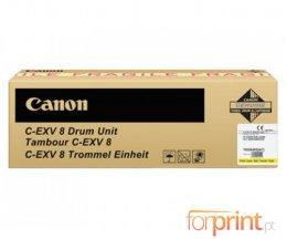 Tambor de imagen Original Canon C-EXV 8 Amarillo ~ 56.000 Paginas