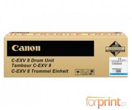Tambor de imagen Original Canon C-EXV 8 Cyan ~ 56.000 Paginas